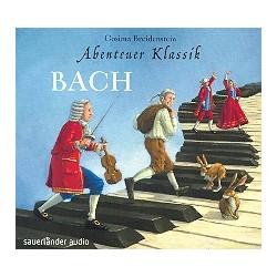 Breidenstein, Cosima: Abenteuer Klassik - Bach : Hörbuch-CD