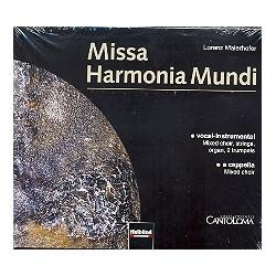 Maierhofer, Lorenz: Missa Harmonia Mundi : CD
