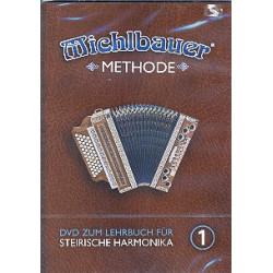 Michlbauer, Florian: Lehrbuch für Steirische Harmonika vol.1 : DVD