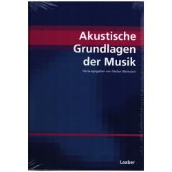 Handbuch der systematischen Musikwissenschaft Band 5 : Akustische Grundlagen der Musik