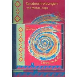 Hepp, Michael: Tänze im Kreis Band 3 (+CD) : Tanzbeschreibungen