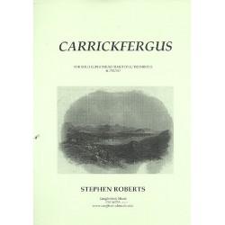 Carrickfergus : für Posaune und Klavier