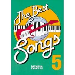The best Songs 5 : für Gitarre