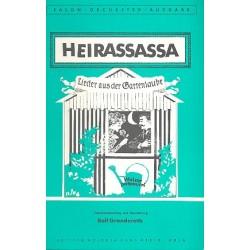 Heirassassa: Walzer-Potpourri für Salonorchester