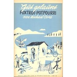 Gut gelaunt: Potpourri für Salonorchester