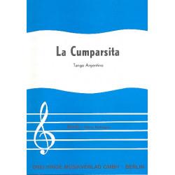 Matos Rodriguez, Gerardo Hernan: La Cumparsita: Einzelausgabe Gesang und Klavier