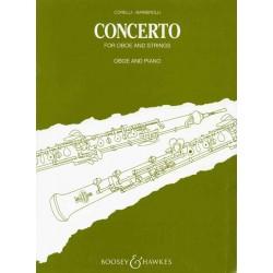 Corelli, Arcangelo: Konzert F-Dur für Oboe und Streicher : für Oboe und Klavier