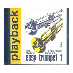 Easy Trumpet Band 1 : CD