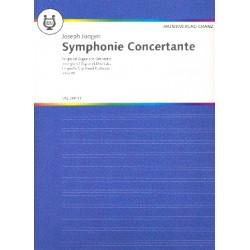 Jongen, Joseph: Symphonie concertante op.81 für Orgel und Orchester Orgel solo