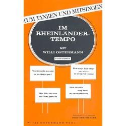 Ostermann, Willi: Im Rheinländertempo mit Willi Ostermann : Potpourri für Salonorchester
