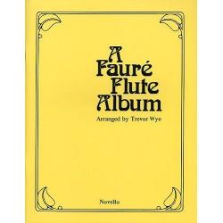 Fauré, Gabriel Urbain: A Fauré Flute Album :