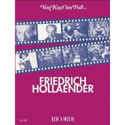 Hollaender, Friedrich: Von Kopf bis Fuß : für Gesang und Klavier