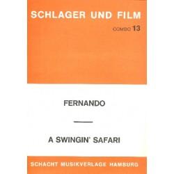 Kämpfert, Bert: Fernando und A swingin Safari : für Combo