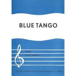 Anderson, Leroy: Blue Tango : Einzelausgabe Gesang und Klavier