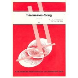 Berbuer, Karl: Trizonesien-Song: Einzelausgabe Gesang und Klavier