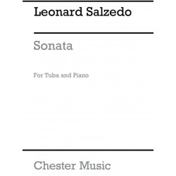 Salzedo, Leonard: Sonata op.93 (1980) : for tuba and piano