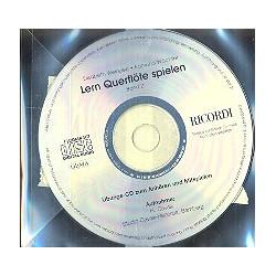 Weinzierl, Elisabeth: Lern Querfl├Âte spielen Band 2 : CD