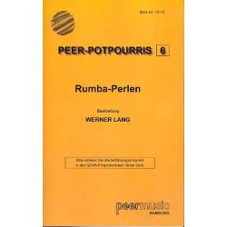 Rumba-Perlen: Potpourri für Salonorchester
