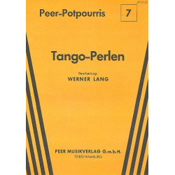 Tango-Perlen : f├╝r Klavier