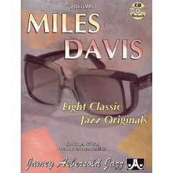 Davis, Miles: Miles Davis (+CD) : 8 classic Jazz Originals