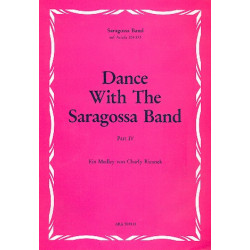 Dance With The Saragossa Band Band 4 : f├╝r Keyboard/Klavier/Gesang/Gitarre