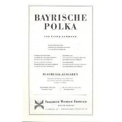 Lohmann, Georg: Bayrische Polka : für Posaune und Salonorchester