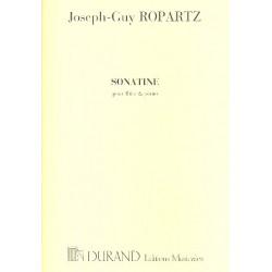 Ropartz, Joseph Guy Marie: Sonatine : pour flûte et piano