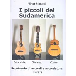 Bonucci, Mirco: I piccoli del Sudamerica : cavaquinho, charango, cuatro