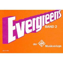 Evergreens der UFA-Musikverlage : Chorusbuch Band 2