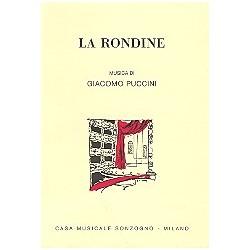 Puccini, Giacomo: La Rondine : Libretto (it)