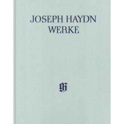 Haydn, Franz Joseph: KONZERTE : FUER VIOLONCELLO UND ORCHESTER PARTITUR LEINEN