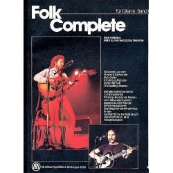 Folk Complete Band 1 : für Gitarre