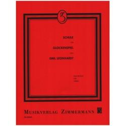 Leonhardt, Emil: Schule : f├╝r Glockenspiel (Lyra)