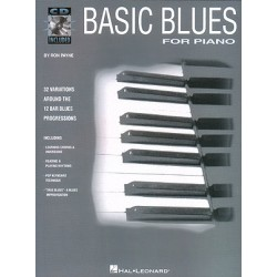 Payne, Ron: Basic Blues (+CD)