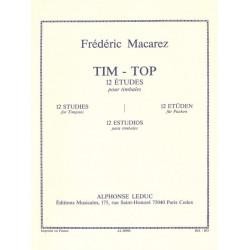 Macarez, Frédéric: Tim-Top pour timbales