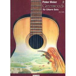 Meier, Peter: Greenwoods Band 2 : für Gitarre