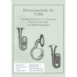 Stegmann, Richard: Elementarschule für Tuba