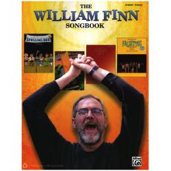 Finn, William: The William Finn Songbook songbook piano/vocal/guitar