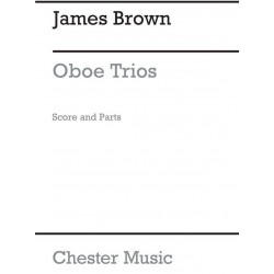 Oboe Trios vol.1 : for 3 oboes