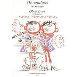 Oboenduos für Anfänger