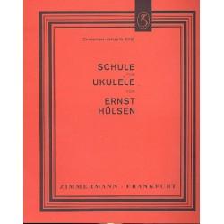 Hülsen, Ernst: Schule für Ukulele