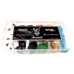 Plektrum Multi Box Box Gitarrenzubehör