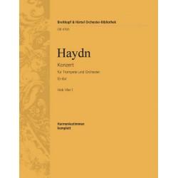 Haydn, Franz Joseph: Konzert Es-Dur Hob.VIIe:1 : für Trompete und Orchester Harmonie