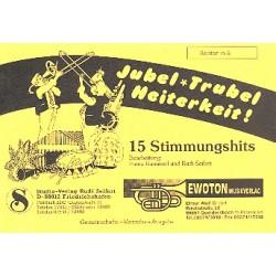 Jubel Trubel Heiterkeit : f├╝r Blasorchester Bariton in B