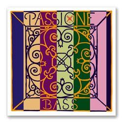 Pirastro Passione Basssaiten 4/4 Solostimmung Einzelsaite A - Stärke: mittel