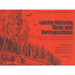 Halters Tourenheft Band 9 : f├╝r Mandolinenorchester Mandola