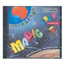 König, Wolfgang: Magic Drum CD