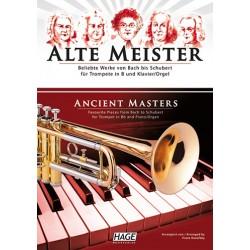 Alte Meister : für Trompete und Klavier (Orgel)
