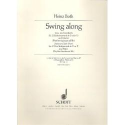 Both, Heinz: Swing along : f├╝r 2 Blasinstrumente in B oder Es und Klavier Stimme 1/2 in Es (Altsax / Horn)