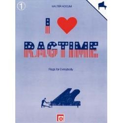 Kocum, Walter: I love Ragtime Band 1 : Rags for everybody für Klavier